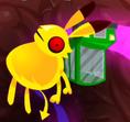 Pikachu-esque Doll