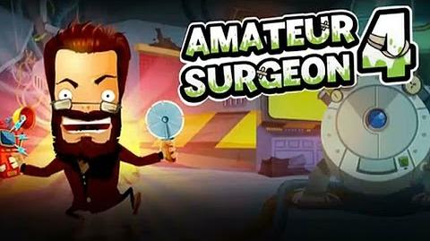Amateur Surgeon 4 - iOS Trailer