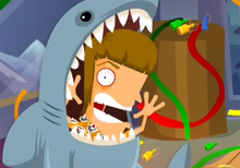 Shark karlll