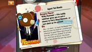 Ted Rando bio