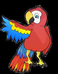 15-Plumebird