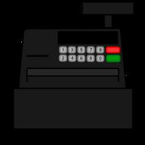 Cash Register Front