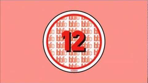 BBFC 12 Warning 2013