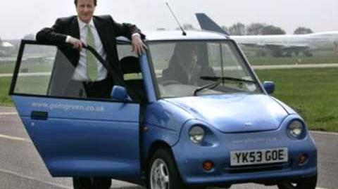 Top 10 Smallest Cars