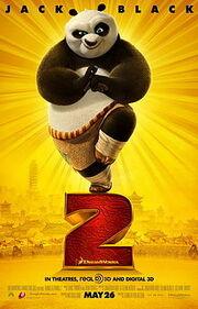 220px-Kung Fu Panda 2 Poster