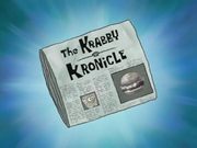 The Krabby Kronicle