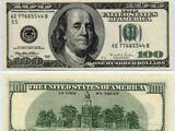 United States $100 bill