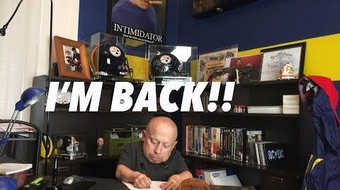 I'm Back On YouTube!