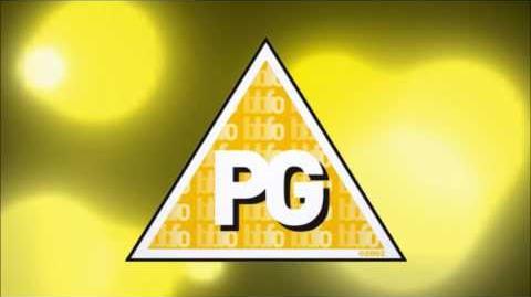BBFC PG Warning 2013
