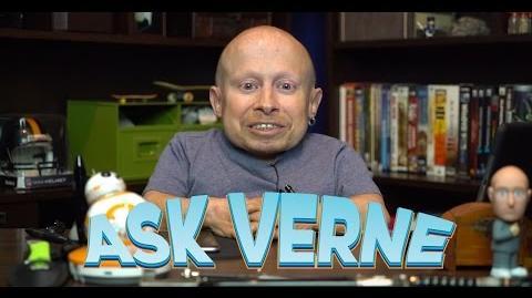 AskVerne Episode 3 Q&A