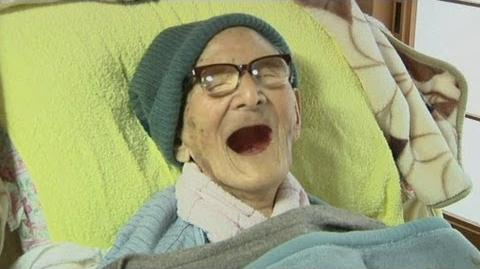 World's oldest man ever turns 116