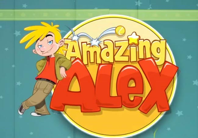 Amazing Alex is a game created by Rovio Entertainment, the developer of  popular multiplatform strategy puzzle video game Angry Birds.