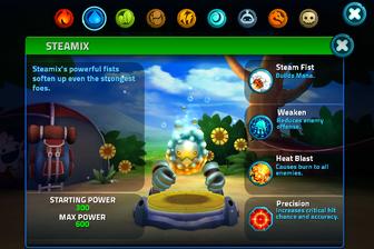 SteamixSheet