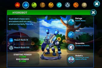 HydrobotSheet