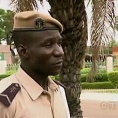 Leg 4: Hotel de Ville, Ouagadougou, Burkina Faso