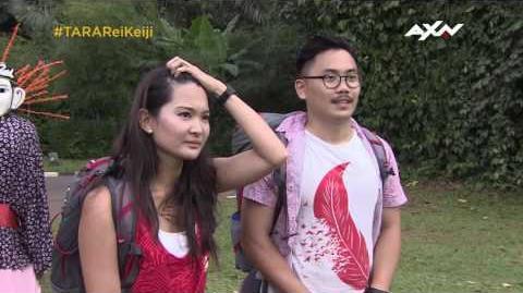 The Amazing Race Asia 5 - Racers' Reflect Rei & Keiji Part 1