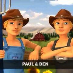 Paul & Ben