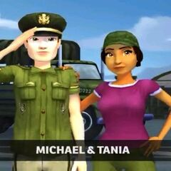 Michael & Tania