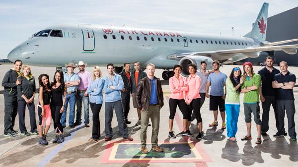 Jerusalem Marathon Wikipedia: The Amazing Race Canada 1
