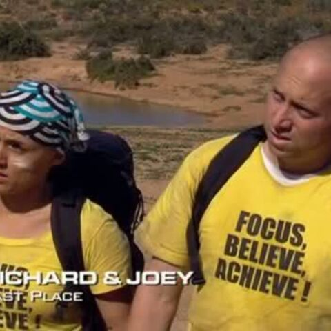 Richard & Joey were eliminated from the race in 9th place.