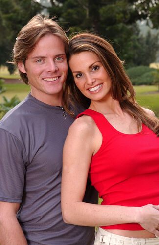 Colin & Christie | The Amazing Race Wiki | FANDOM powered by