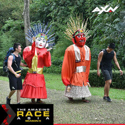 The amazing race asia 5 - episode 1 gallery-1