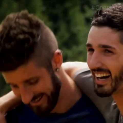 Gino & Jesse are the winners of The Amazing Race Canada 3.