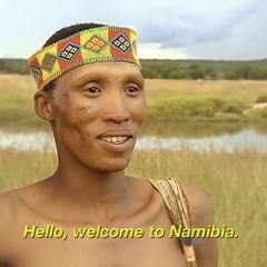 Leg 4: Naankuse Water Hole, Windhoek, Namibia