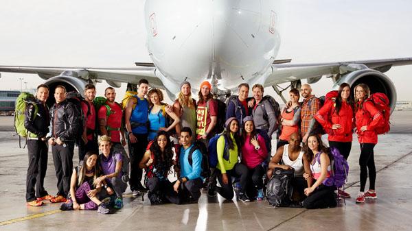 Top Five The Amazing Race Canada Season 5 Episode 1 - Circus