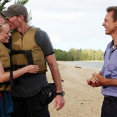 Rachel &amp; Dave wins <i>The Amazing Race</i> after correcting their mistake that could've cost them dearly.