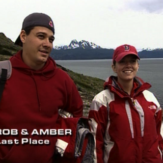 Rob & Amber were eliminated from the race in 8th Place after having a sloppy fourth leg performance.