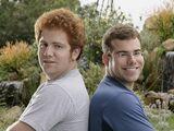 Andrew & Dan