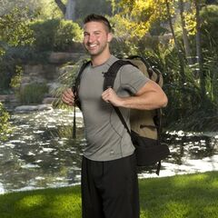 Jeff's individual photo for <i>The Amazing Race</i>.