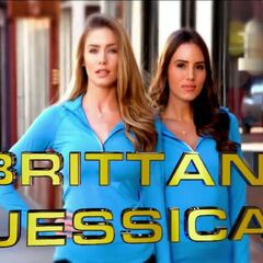 Jessica & Brittany's opening credit.