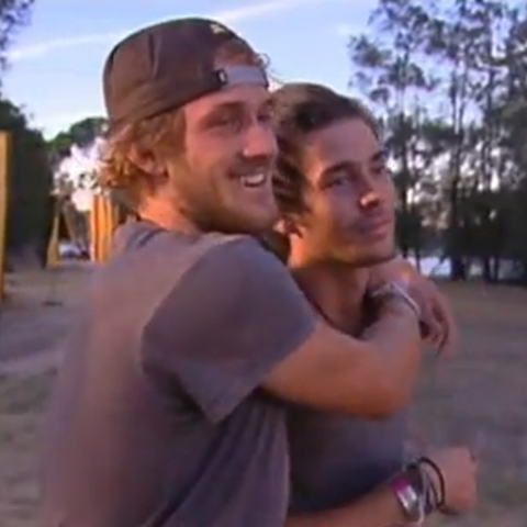 Tyler & Nathan are the first winners of The Amazing Race Australia.