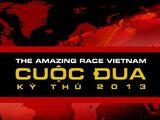 The Amazing Race Vietnam 2013
