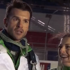 Brendon & Rachel finished the race in 3rd Place, the same result as their first season.
