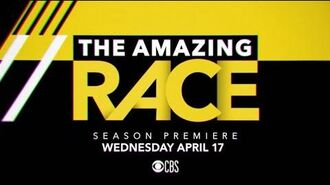 The Amazing Race - Season Premiere (Preview)