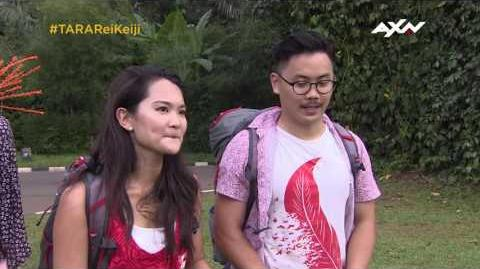 The Amazing Race Asia 5 On The Mat With Rei & Keiji