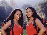 Monica & Sheree