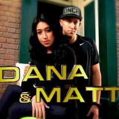 Dana & Matt opening credit.