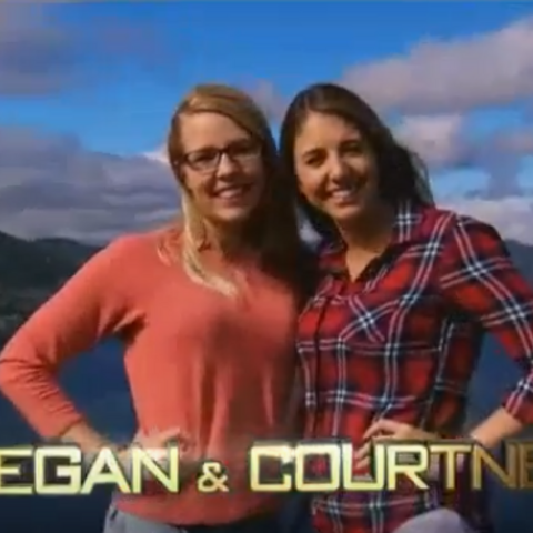 Megan & Courtney's Opening Credit.