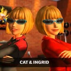 Cat & Ingrid