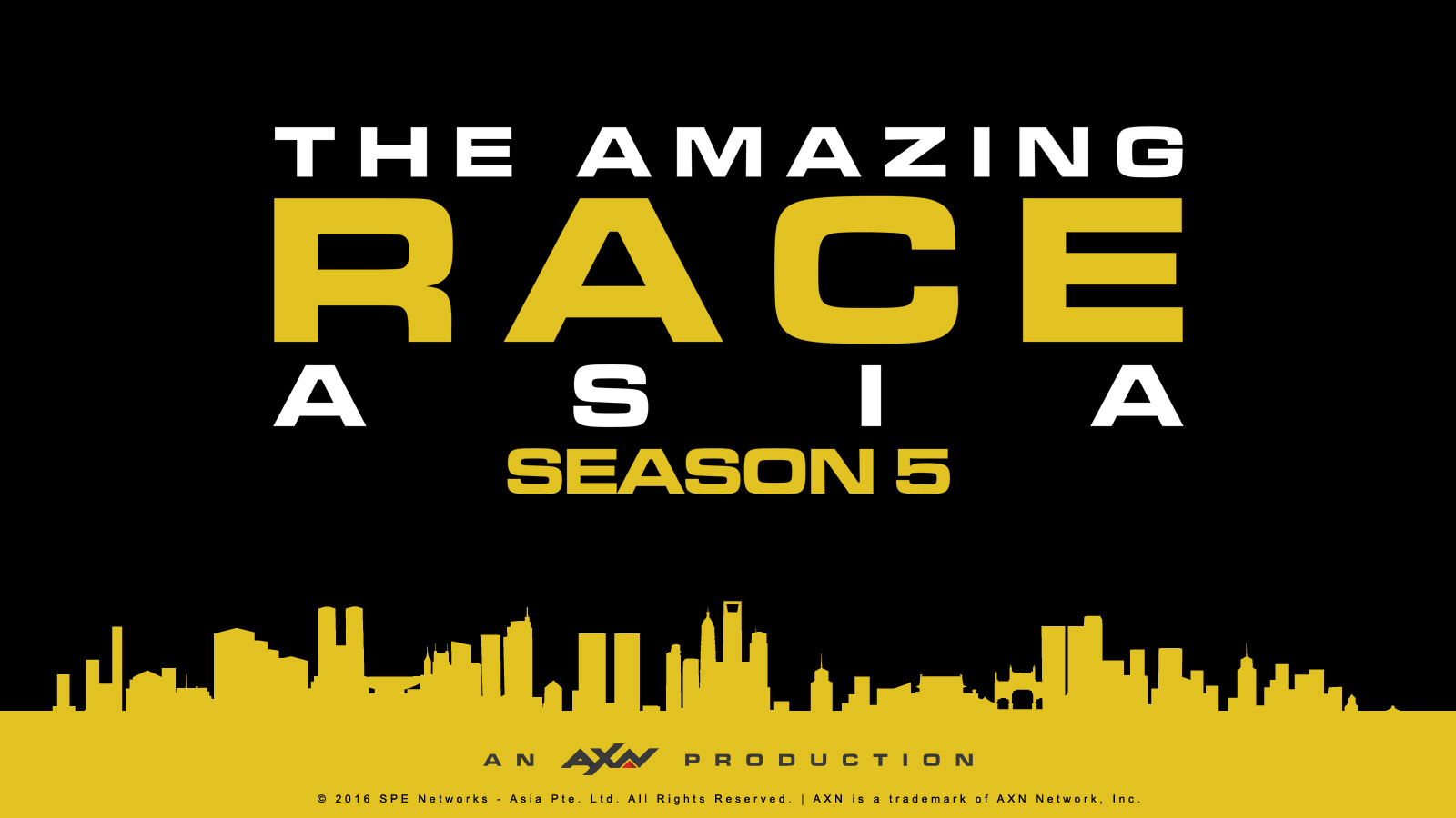 amazing race instructions template
