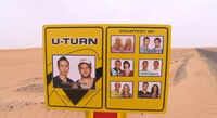 Vote U-Turn