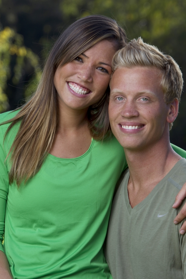 Are jessica and john from the amazing race still dating