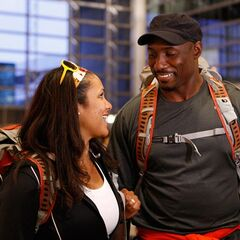 Amani & Marcus at the Airport in <a href=