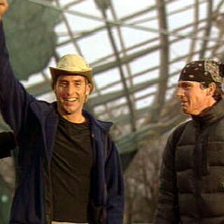 Rob & Brennan were the first ever winners of <i>The Amazing Race</i>.