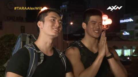 The Amazing Race Asia 5 - On The Mat with Will & Alex