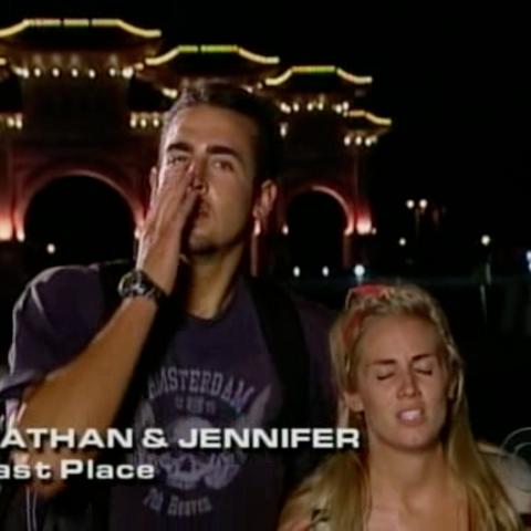 nathan and jennifer amazing race